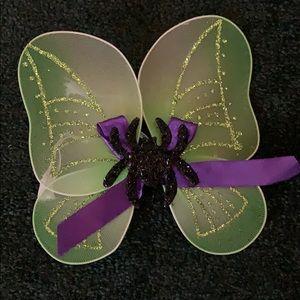 Halloween Butterfly Dog Wings